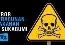 September-Desember 2019, 5 kasus keracunan massal di Sukabumi, ratusan jadi korban
