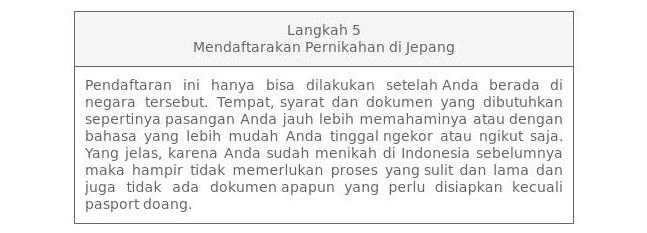 7 - prosedur menikah di indonesia