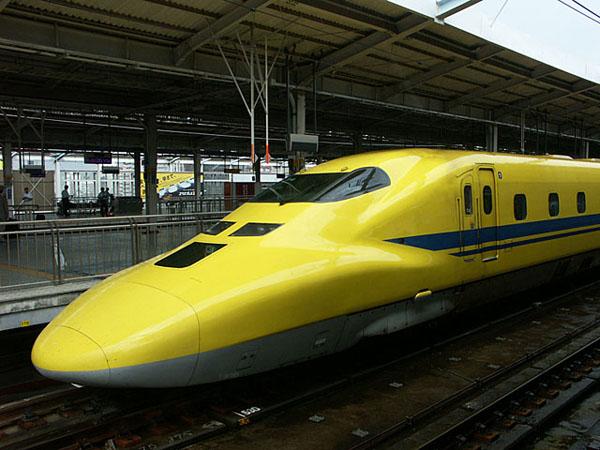 Shinkansen inspeksi, Dr Yellow