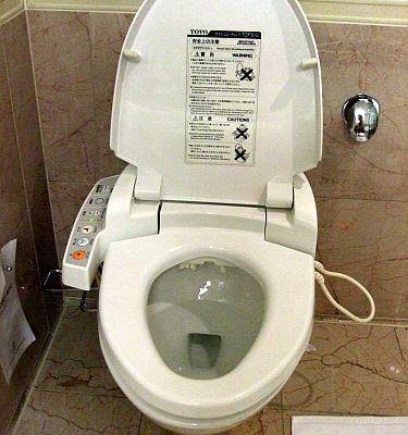 Teknologi Kedap Suara Hingga Wireless di Toilet Jepang