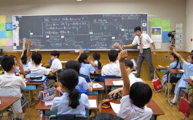Mengintip Kurikulum Pendidikan di Jepang