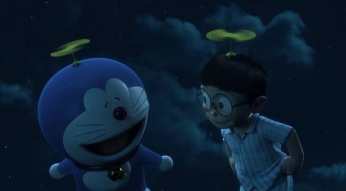 Alasan Kenapa Harus Nonton Film Stand by Me Doraemon 3