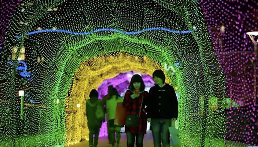 Suasana Natal di Jepang 2