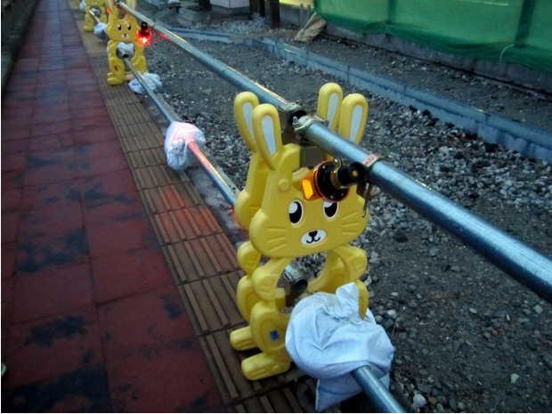 Imutnya Tanda Peringatan Zona Konstruksi Di Jepang 2