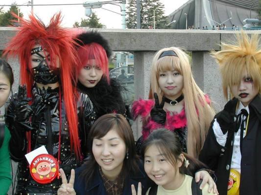 Harajuku: Surganya Fashion Anak <del>Alay</del> muda di Tokyo