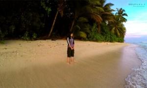 Wanita Jepang Ini Terdampar Sendirian 19 Hari Di Pulau Kosong di Indonesia