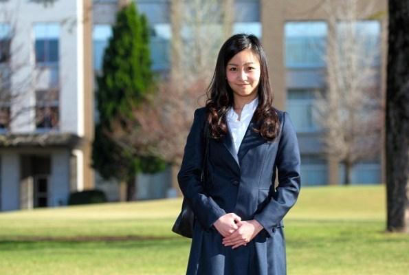Betapa Cantik dan Anggunnya Cucu Kaisar Jepang, Putri Kiko