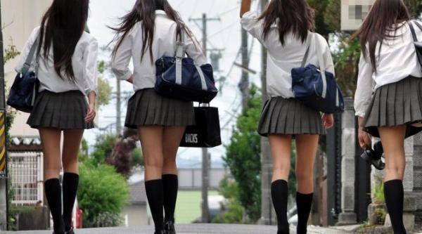 Remaja Jepang Sudah Dilegalkan Berzina Pada Usia 13 Tahun