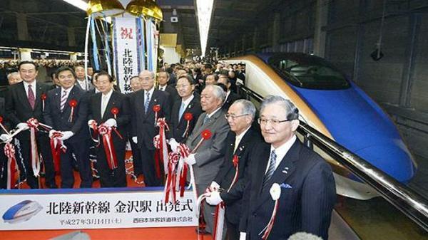 Setiap Harinya, Shinkansen Jepang Mengangkut Lebih dari 27.000 Penumpang