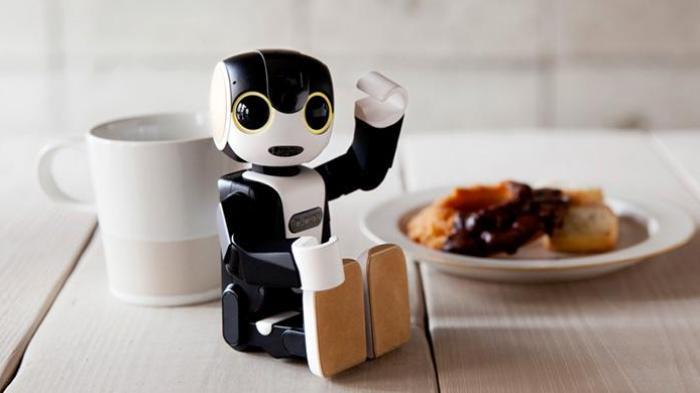 Sharp Rilis RoboHon, Robot Ponsel Sebagai Asisten Pribadi, Harganya Luar Biasa