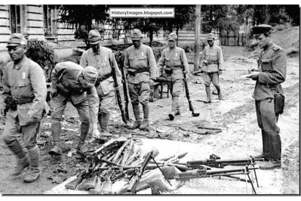 80 Ribuan Tentara Jepang Tewas Sia-sia dalam Perang Gara-Gara Tanda Tangan Surat