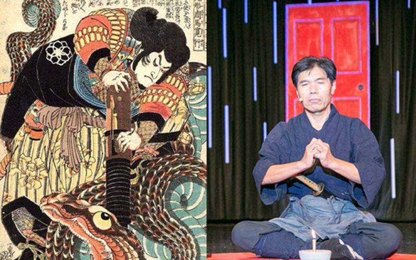 Jinichi Kawakami, Sosok Ninja terakhir di Jepang ! Bisa Dengar Suara Jarum Jatuh Di Kamar Sebelah