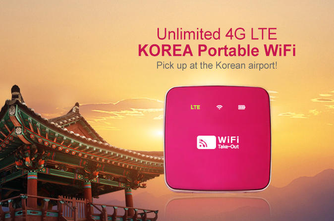 SukaKorea Sewa Wifi di Korea Selatan