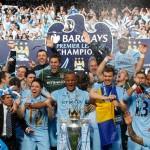 Juara Liga Perdana Inggeris Kini Sah Milik Manchester City Untuk Musim 2013-2014