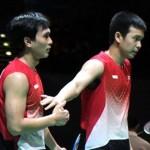 Keputusan Piala Thomas Malaysia Menentang Indonesia 2014 (Separuh Akhir)