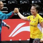 Keputusan Piala Uber Malaysia Menentang Jerman 2014