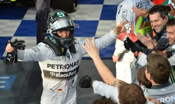 Kedudukan Pemandu Selepas Grand Prix Austria 2014