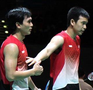 Lee Chong Wei Juara Badminton Terbuka Jepun