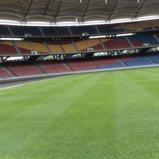 Masalah Rumput Stadium Nasional Bukit Jalil