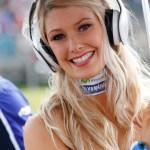 Gadis Litar Motor GP Australia 2014