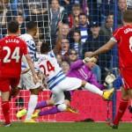 Liverpool Atasi QPR 3-2