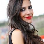 Gambar Gadis Litar Motor GP Valencia 2014