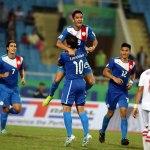 Piala AFF Suzuki 2014 : Filipina 4-1 Laos