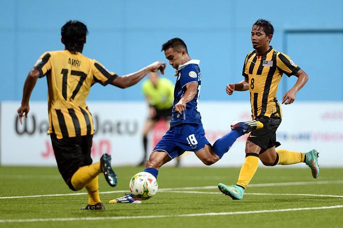 Piala-AFF-Suzuki-2014-Malaysia-vs-Thailand