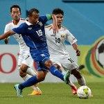 Piala AFF Suzuki 2014 : Thailand 2-0 Myanmar