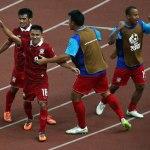 Piala AFF Suzuki 2014 : Malaysia 3-2 Thailand (Final)