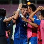Piala AFF Suzuki 2014 : Filipina 0-0 Thailand (Semi Final)