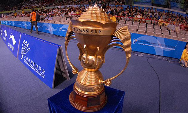 Badminton Piala Sudirman Malaysia Raih Mata Pertama