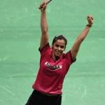 Saina Nehwal Kembali No.1 Dunia