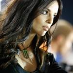 Gambar Gadis Litar Motor GP Qatar 2016