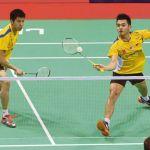 Keputusan Badminton Terbuka Singapura 2017 Akhir
