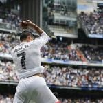 Rekod Ronaldo : 6 Musim Dengan 30 gol Di La Liga