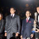 Keputusan Anugerah Sukan Negara 2015