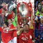 Senarai Pemenang Liga Juara-Juara Dari 1956 Hingga Kini