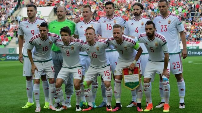 Senarai Pemain Hungary Untuk EURO 2016