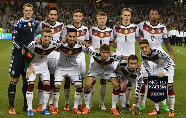 Senarai Pemain Jerman Untuk EURO 2016