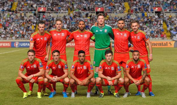 Senarai Pemain Wales Untuk EURO 2016