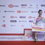 Keputusan Akhir Badminton Malaysia Master 2018