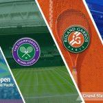 Jumlah Hadiah Yang Diperolehi Dalam Kejohanan Tenis Grand Slam 2019