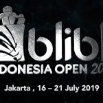 Keputusan Akhir Badminton Terbuka Indonesia 2019