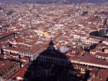 Picture Perfect Shadow in Florence