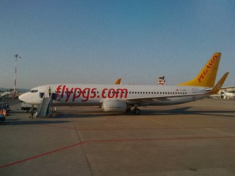 Pegasus Airlines in Turkey