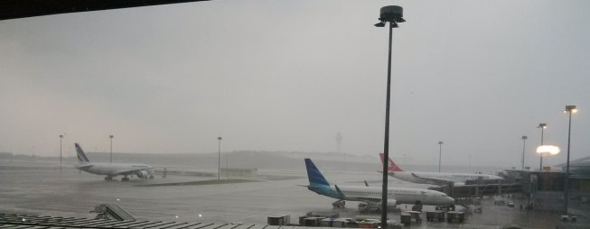Rainy KL