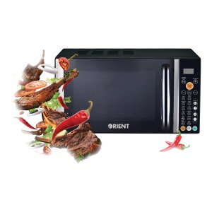 Orient 30L Grill Type Microwave Oven Chilli OM-30D