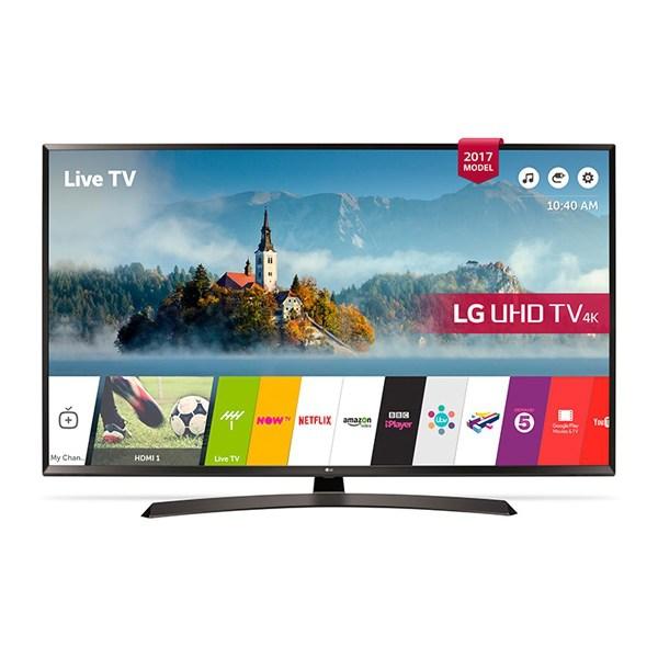 LG 49 Inches Smart UHD LED TV 49UJ670 LG 49″ 4K UHD LED TV 49UJ634