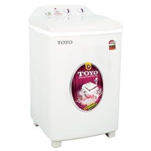 Toyo 15Kg Single Tub Washer TW-676